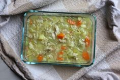 Easy Healing Chicken and Vegetable Soup (AIP, Paleo. Whole 30) | Don't Eat the Spatula