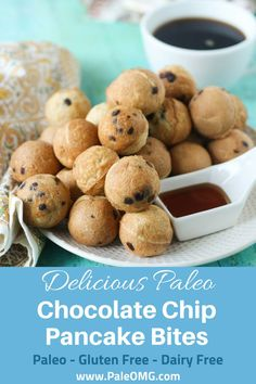 Breakfast For Kids On The Go Chocolate Chips 45 New Ideas Breakfast On The Go, Paleo Breakfast, Breakfast Recipes, Breakfast Ideas, Free Breakfast, Dessert Recipes, Desserts, Paleo Chocolate Chips, Chocolate Chip Pancakes