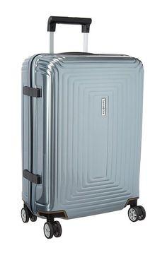 Samsonite Neopulse 20 Spinner (Metallic Silver) Luggage - Samsonite, Neopulse 20 Spinner, 74416-1546-998, Bags and Luggage General, Luggage, Luggage, Bags and Luggage, Gift - Outfit Ideas And Street Style 2017