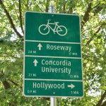 Profiles of the Alameda, Grant Park & Hollywood neighborhoods of Portland, Oregon. --our new hood