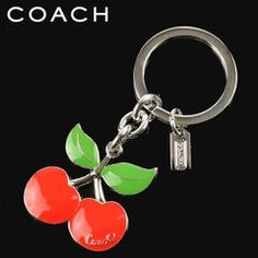 Coach plus cherries, can it get any better ?