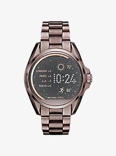 Michael Kors Access Bradshaw Sable-Tone Smartwatch by Michael Kors
