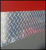 Diamond Plate Vinyl Sheet Roll Decal. Lots of racing themed ideas