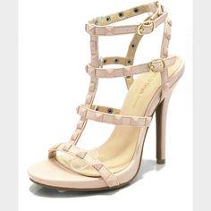 Wild Diva Lounge Sandal Heels
