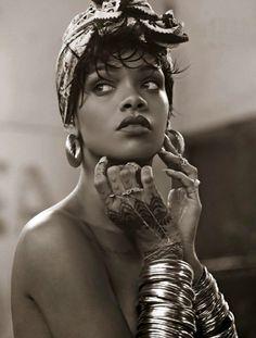 Rihanna Vogue Brazil May 2014