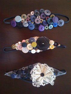 #2 button headband-semi-easy