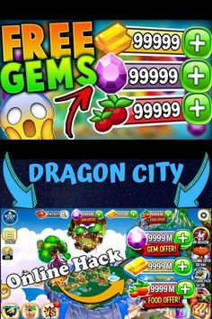 Dragon City hack cheats understandably helps you to play Dragon City game much better than possible. Think of employing this dragon city hack cheat if you want to generate free gold without having to download dragon city apks or dolling out money for one.  Rear a great deal of beautiful fire-breathing dragons inside the grand Dragon City video game which has loads of fascinating characteristics. Coach all to your will and demonstrate your strength to claim the trophy of best Dragon King! Dragon City Cheats, Dragon City Game, City Generator, Cheat Online, Got Dragons, Coin Master Hack, Fire Breathing Dragon, Dragon King, Kings Game