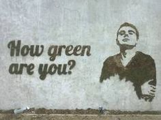 Graffiti has some pretty bad stigmas attached to it and is seen as an act of vandalism by many. Critics of graffiti will be pleased to know however that there Reverse Graffiti, Graffiti Designs, Banksy, Moss Grafitti, Moss Letters, Garden Wall Designs, Moss Art, Green Art, Street Artists