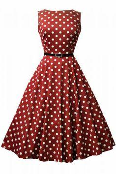 POSHme - Puntíkaté šaty Dottie