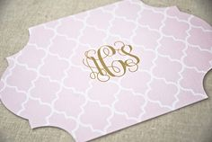 #monogram #wedding #invitation #details #stationery #design