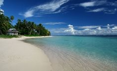 American Samoa, which is west of French Polynesia in the South Pacific, is a good place to find empty white sand beaches. (From: Photos: Extreme America)