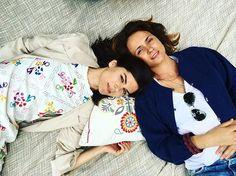 Sónia Balacó e Anna Westerlund são as mulheres Intropia portuguesas. Veja a entrevista com a atriz e a artista sobre o poder no feminino em breve no Vogue.pt. #IntropiaClub #Madrid #PicNic #Vogue #cninow #Retiro #vogueportugal #mulheresintropia  via VOGUE PORTUGAL MAGAZINE OFFICIAL INSTAGRAM - Fashion Campaigns  Haute Couture  Advertising  Editorial Photography  Magazine Cover Designs  Supermodels  Runway Models