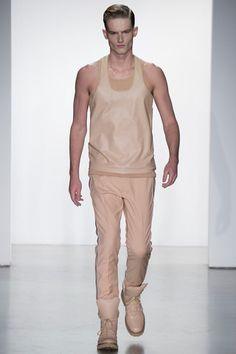 Calvin Klein Collection Spring 2015 Menswear Collection Slideshow on Style.com