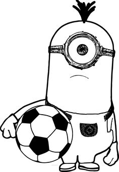 Minion Or Minions Soccer Selfie Photo Coloring Pages See the category to find more printable coloring sheets. Also, you could use the search box to fi. Baseball Coloring Pages, Letter A Coloring Pages, Minion Coloring Pages, Frog Coloring Pages, Sports Coloring Pages, Dinosaur Coloring Pages, Cat Coloring Page, Coloring Pages For Boys, Printable Coloring Pages