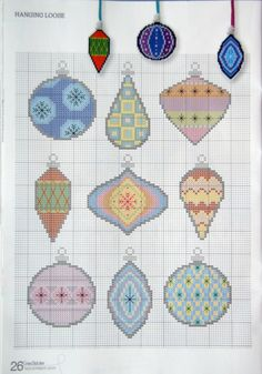 Christmas time cross stitch - Gallery.ru / Фото #66 - CrossStitcher ноябрь 2011 - bead