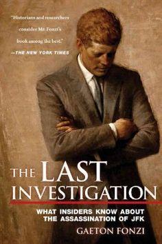 Catalog - The last investigation / Gaeton Fonzi.