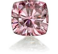 7.5mm Peachy Pink Moissanite Charles & by MotifGemsandDiamonds  Click here to purchase! https://www.etsy.com/listing/202140385/75mm-peachy-pink-moissanite-charles?