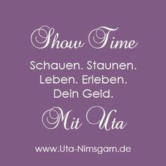 deine Liebesbeziehung mit Geld auf die nächste Stufe bringen. Inspiration und Anregungen gibt es in meinen kleinen Videos auf www.uta-nimsgarn.de