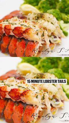 Pescatarian Recipes, Vegetarian Recipes, Cooking Recipes, Healthy Recipes, Lobster Dishes, Lobster Recipes, Fish Dinner, Seafood Dinner, Seafood Pasta
