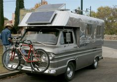Chevy Covair Camper - Every_Miles_A_Memory