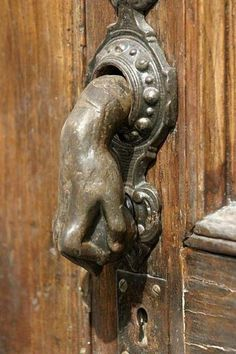 25 Unique Vintage Door Handles | Daily source for inspiration and fresh ideas on Architecture, Art and Design