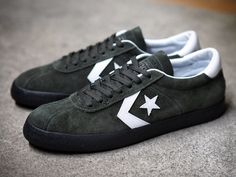 Converse / Cons Breakpoint Pro Ox - Green Onyx/White/Black