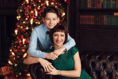 семейная новогодняя фотосессия в кросс фото, семейный фотограф, идеи для новогодней фотосессии, анна орлова москва
