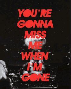 Miss Atomic Bomb. The Killers.
