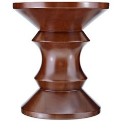 Eames Walnut Stool Replica C in Walnut | Mid Mod