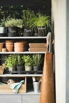 INGEFÄRA bloempot | #IKEA #IKEAnl #planten #potten #tuin #balkon #opbergen
