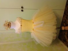 Beauty and the Beast - Belle. Two Girls Tutus and Scarves. Find us on Facebook. Will be opening an etsy store soon.