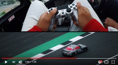 You can drive this car with a PlayStation controller, meaning Gran Turismo is now real【Video】 | SoraNews24