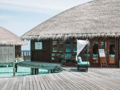 We have just arrived back from what can, without question, be described as THE BEST week of our lives. It feels surreal to say that every single second of the… Worlds Of Fun, Around The Worlds, Maldives Honeymoon, Beautiful Hotels, Amazing Hotels, Treatment Rooms, Plunge Pool, Best Hotels, Gazebo