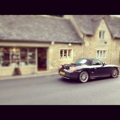 #986 running by in #Bibury #porsche #boxster #porscheboxster If you are looking to sell your Porsche and want the best selling price go to the car selling comparison site dealerbid. - Read more information here http://www.dealerbid.co.uk/sell-my-porsche.php