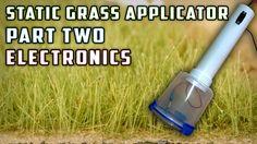 Static Grass Applicator (Electronics) - How To - Model Railroad