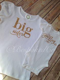 So Relative Unisex Baby Cool Story Big Sister Bottle T-Shirt Romper