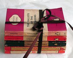 Penguin books.