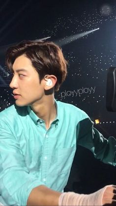Shared by Find images and videos about kpop, exo and chanyeol on We Heart It - the app to get lost in what you love. Baekhyun, Park Chanyeol Exo, Kpop Exo, Exo K, Exo Concert, Xiuchen, K Idol, Chanbaek, Chansoo