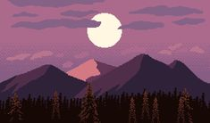 ~ Master collection of pixel background art ~(and sometimes anime) Tumblr Wallpaper, Wallpapers Tumblr, Arte 8 Bits, Pixel Art Background, 8 Bit Art, Aesthetic Gif, Art Inspo, Game Art, Cool Art