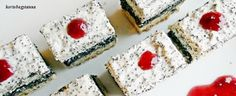 Kakukkfű: Habos mákos süti diabetikusan Dairy, Cheese, Cooking, Food, Kitchen, Essen, Meals, Yemek, Brewing