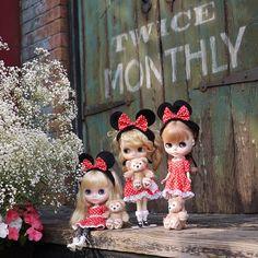 Blythe x Disney. Curated by Suburban Fandom, NYC Tri-State Fan Events: http://yonkersfun.com/category/fandom/