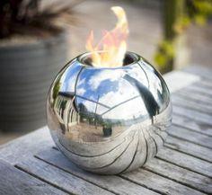 Darwin Stainless Steel Gel Burner, 5055025553081