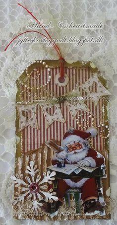 Christmas tag ♥