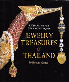 Jewelry Treasures of Thailand 2004 Hardcover Edition