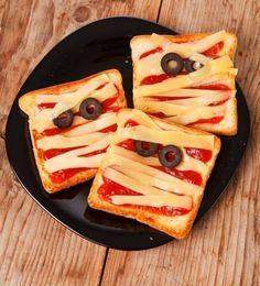 MamyPops: Ideas de aperitivos para Halloween