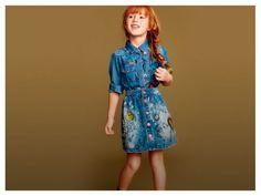 Coleção Exotic Jeans. Ganga para a outono/inverno Desigual. Descobre todas as novidades da nova coleção!