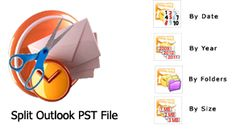 Split PST File one of the best solution to split multiple large size .pst files into smaller parts. Many large size PST file pose too many serious problems which require perfect solution otherwise it will slow the speed forever.