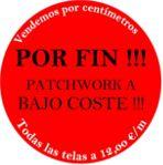 Patchwork a bajo coste en Tu Rincón del Patch