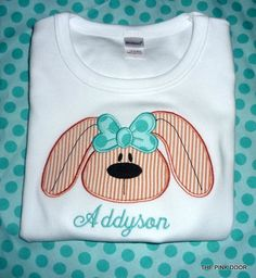 Easter Appliqued Tshirt by nwalkercreations on Etsy, $20.00