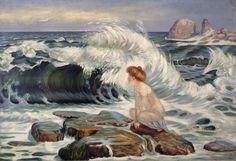 František Kupka: Wave 1903